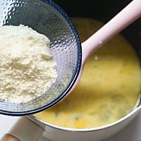 百搭的椰蓉餡❗️甜品烘焙必備的餡料~的做法图解5