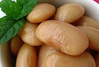 话梅白芸豆的做法