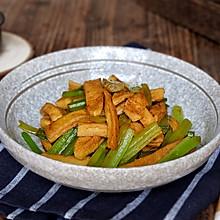 素鸡烩芹菜
