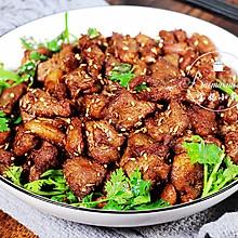 比吃肉串过瘾~孜然羊肉粒