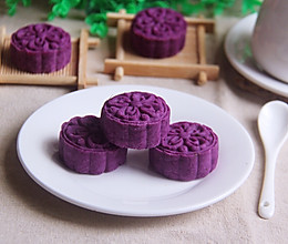 紫薯糯米糕#精品菜谱挑战赛#的做法