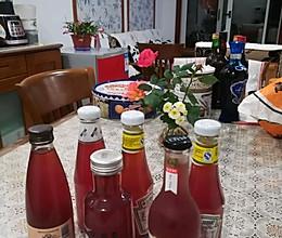 纯手工自己酿制的红葡萄酒的做法