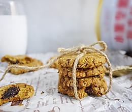 红糖燕麦饼干  #金龙鱼精英100%烘焙大赛阿狗战队#的做法