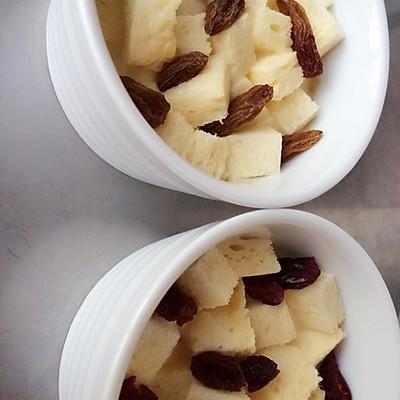 蔓越莓土司布丁的做法 步骤6