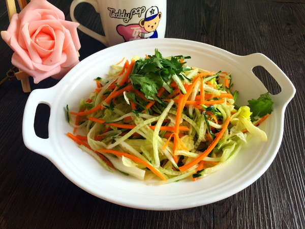 开胃小凉菜的做法