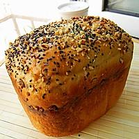 面包机版双色土司#东菱魔法云面包机#的做法图解15