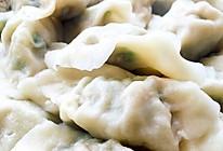 猪肉茼蒿饺子的做法