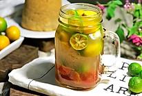 #百变水果花样吃#青柠金桔山楂饮的做法