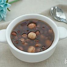 【养生粥】花生莲子红豆粥