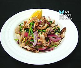 希腊烤章鱼的做法