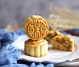 新派五仁月饼-豪华坚果自制馅料版的做法