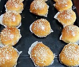 小餐包~为做汉堡作准备*^_^*的做法