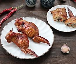 #我们约饭吧# 鸡翅包饭,风味小吃在家也能做的做法