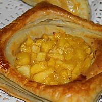 解决干瘪小苹果的好方式---『酥皮苹果派』