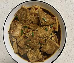 #下饭红烧菜#红烧香煎豆腐的做法
