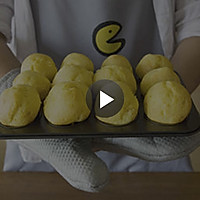 菠萝酸奶蛋糕#喔豆食谱#的做法图解5