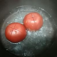 #母亲节,给妈妈做道菜#西红柿龙利鱼汤的做法图解6