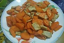 胡萝卜小炒(当胡萝卜遇上里脊)的做法