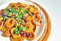 大虾炒年糕-适合上班族的快手菜的做法