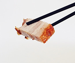 桂林锅烧(脆皮烧肉,无烤箱版)的做法