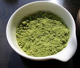 如何鉴别添加色素的抹茶粉的做法