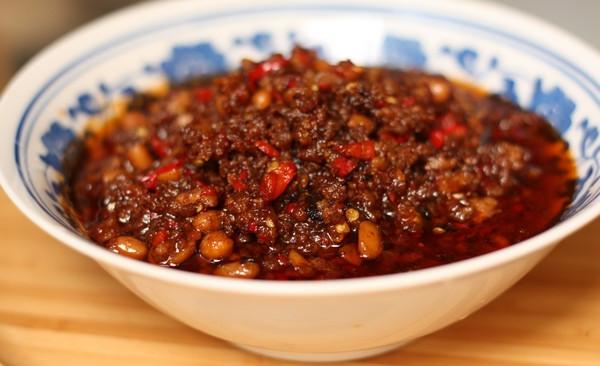 辣椒黄豆炸酱的做法