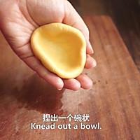 一根香蕉,一碗糯米粉,一块地瓜,就能做出美味的红薯香蕉糯米饼的做法图解19