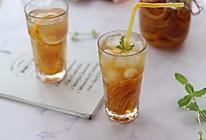 柠檬蜜&柠檬冰红茶+#初夏搜食#的做法
