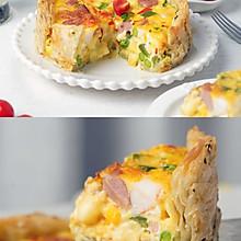 快手早餐   厚蛋烧