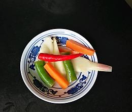简单泡菜,隔夜就能吃的做法