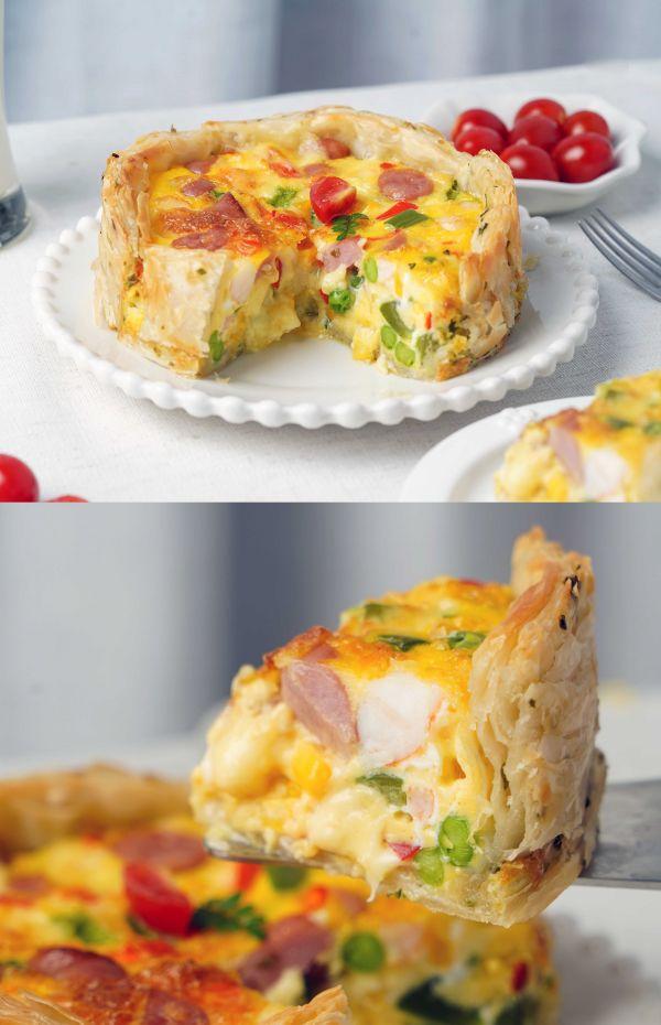快手早餐 | 厚蛋烧