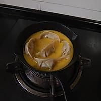 鸡蛋锅贴的做法图解2