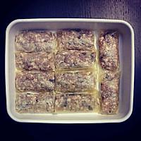 豆腐衣包肉的做法图解7