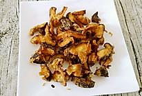 干炸香菇的做法