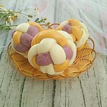 面食系列——绣球馒头