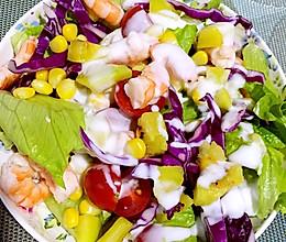 减肥水果蔬菜沙拉的做法