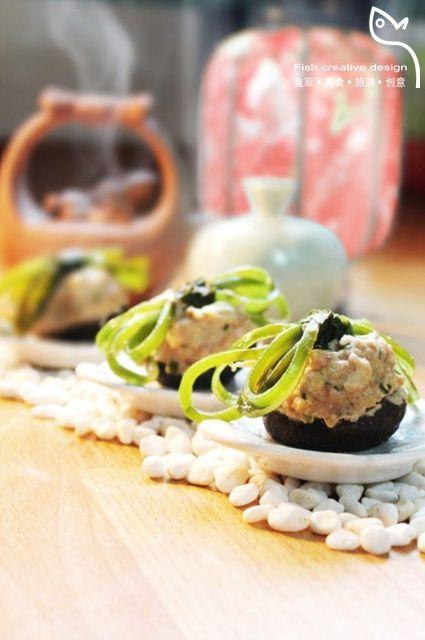 豚肉海带香菇盅