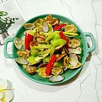 丝瓜焗花蛤#父亲节,给老爸做道菜#的做法图解11