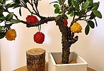 树上的荔枝虾球的做法
