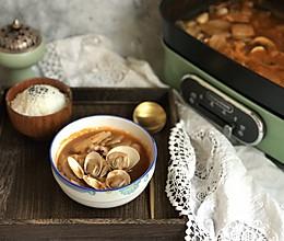 海鲜泡菜汤的做法
