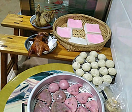 #中秋团圆食味#潮汕粿的做法