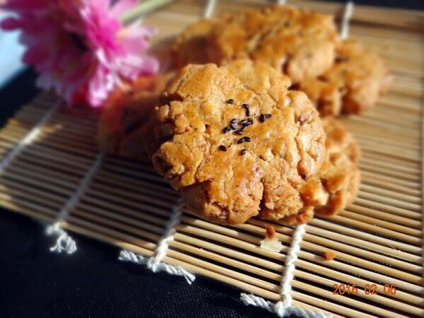 普通面粉就能做出的宫廷核桃酥的做法