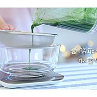 """蒸一蒸就能做出无油的""""抹茶""""小蛋糕,清新一夏!的做法图解4"""