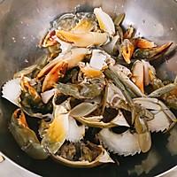 香辣螃蟹的做法图解4