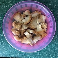 猴头菇烧鸡翅根的做法图解3