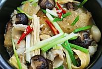 腐竹猪皮煲的做法