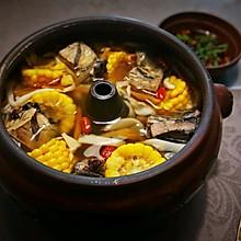 #一人一道拿手菜#云南气锅椰子鸡