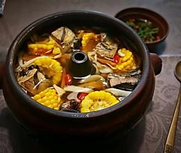#一人一道拿手菜#云南气锅椰子鸡的做法