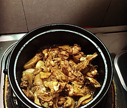 啫啫鸡煲的做法
