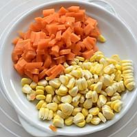 田园腊肠焖饭#美的初心电饭煲#的做法图解1